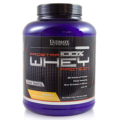 Ultimate Nutrition Prostar Whey  2lb