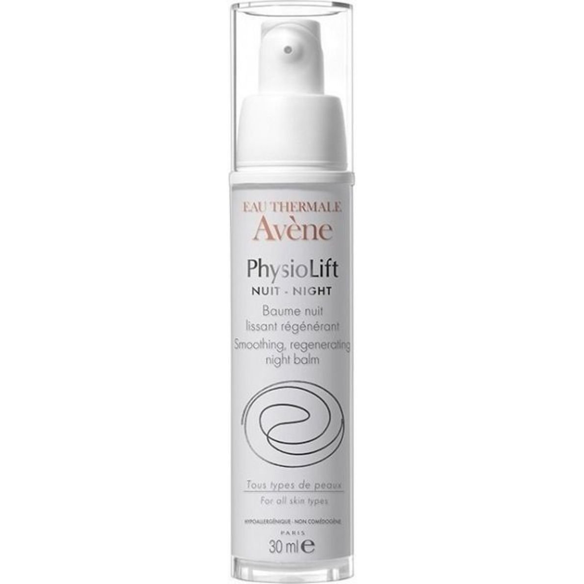 Avene Physiolift Night Smoothing Night Balm