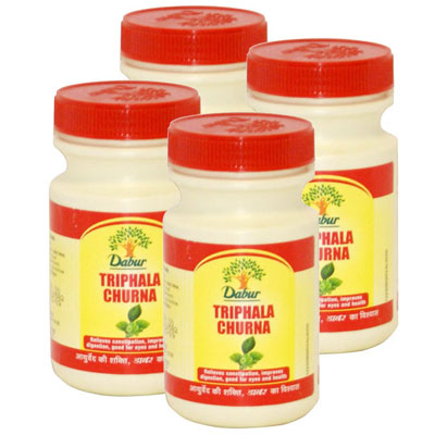 Dabur Triphala Churna Pack of 4