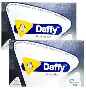 Daffy 75 gm Pack of 2