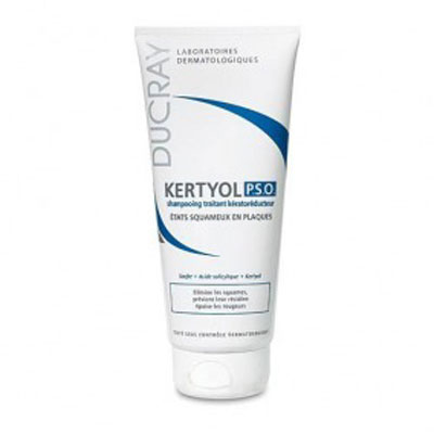 Ducray Kertyol PSO Keratoreducing Treatment Shampoo 60ml