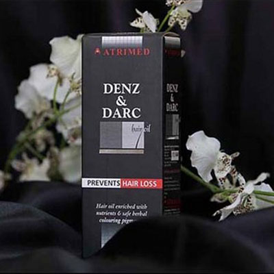 Denz And Darc Hair oil