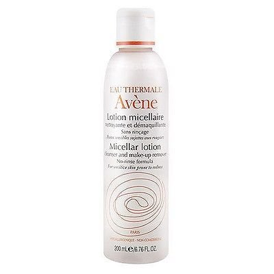 Avene Micellar Lotion Cleanser and Makeup Remover 676oz 200ml