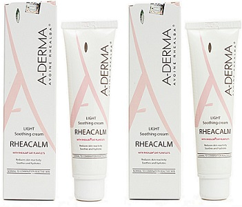 Generic ADerma Rheacalm Light Soothing Cream  30Ml Each Pack Of 2