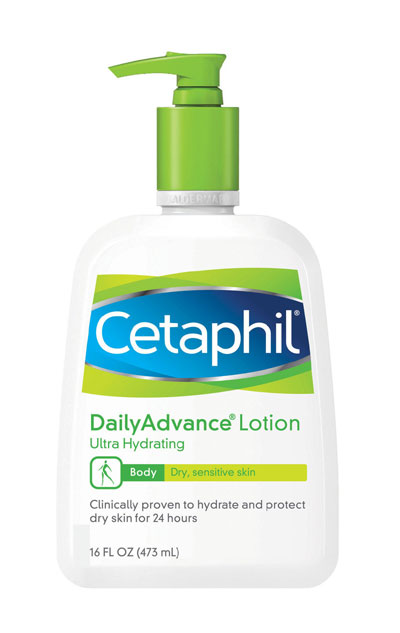 Cetaphil  DAM  Lotion 30g for Dry to Sensitive sk