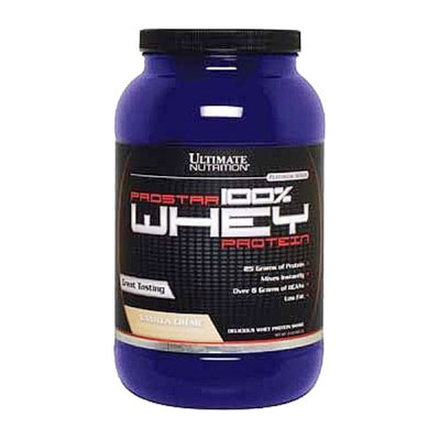 Ultimate Nutrition Prostar Whey Protein Cookies N Creme 907Gm