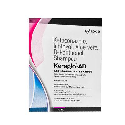 Keraglo AD Anti Dandruff Shampoo 75 ml