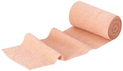 Flamicrepe Cotton Bandage BP 15cm  4m pack of 2