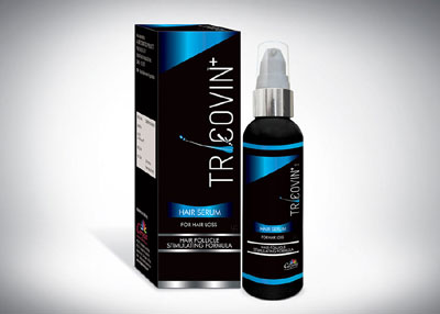 tricovin hair serum 60ml