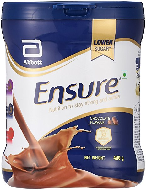 Ensure  Chocolate Flavour 400 gm