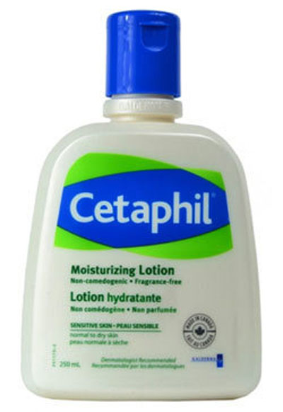 Cetaphil Moisturizing Lotion White 250ml