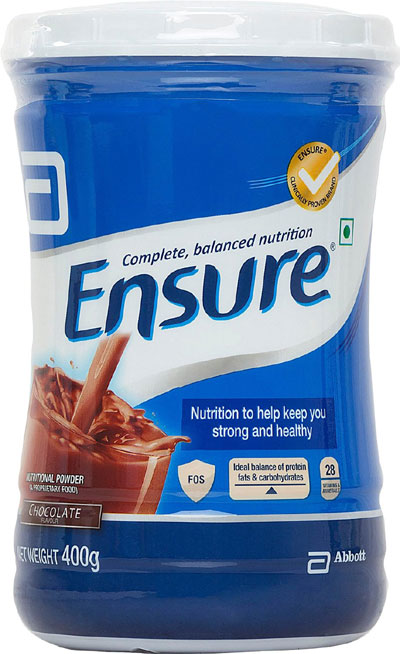 Ensure  400 g Vanilla