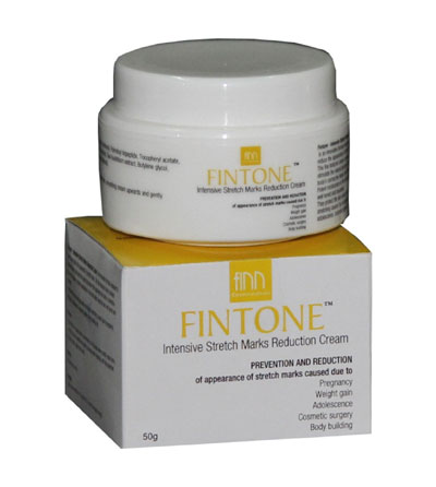 Fintone Intensive Stretch Mark Reduction Cre