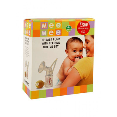 MeeMee Manual Breast Pump