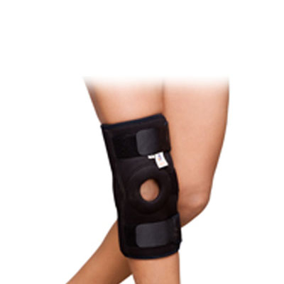 HINGED KNEE SUPPORT LE 05