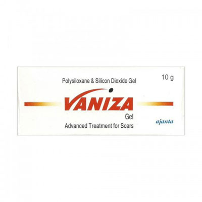 Vaniza Gel Advanced treatment for Scars 10g