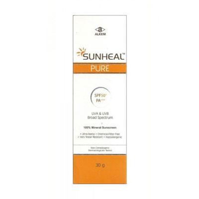 sunheal pure 30g