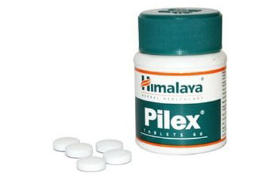 Himalaya Pilex (60 tablets) - Pack of 5