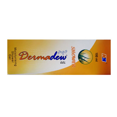 Dermadew Moisturizing Shower Gel