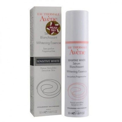 Avene whitening essence sensitive white for sensitive skin 50ml