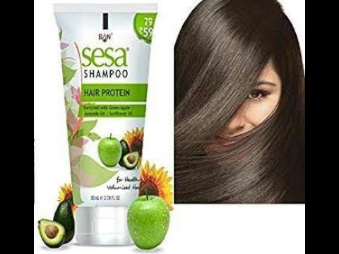 Sesa Shampoo  Pack Of 4