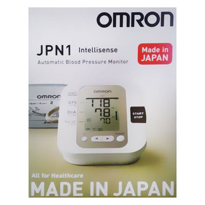 Omron JPN1 Intellisense Blood Presure Moniter