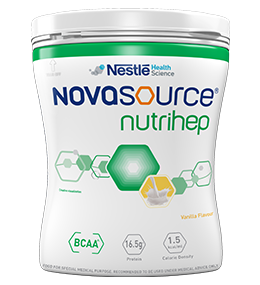 NOVASOURCE nutrihep 400g
