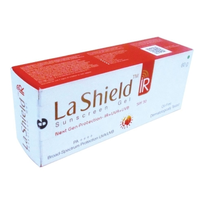 Glenmark La Shield IR Sunscreen Gel 60g