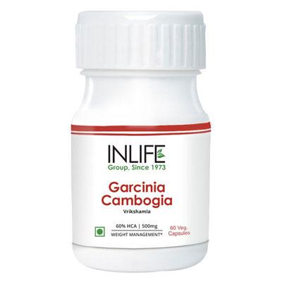 Inlife Garcinia Cambogia 60 Capsules