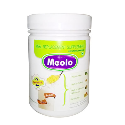 Meolo Sugar Freenew 4 Flavoured health drink