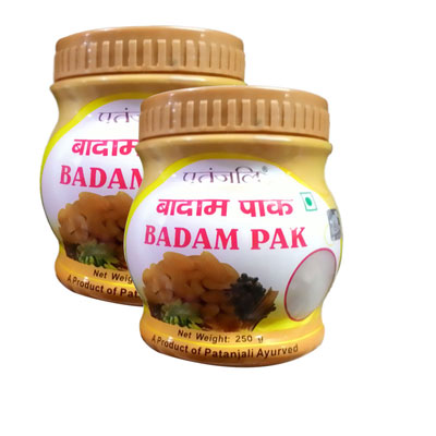 Badam Pak  250 gm Pack Of 2