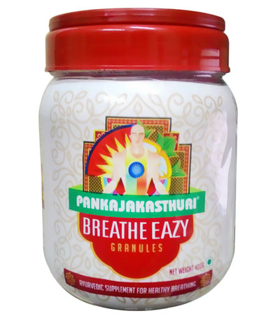 Pankajakasthuri Breathe Eazy 400gm