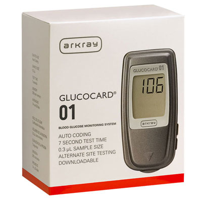 Arkray Glucocard 01- mini