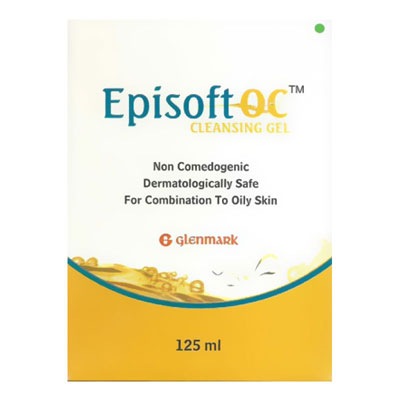 Episoft Oc Cleansing Gel 125 ml