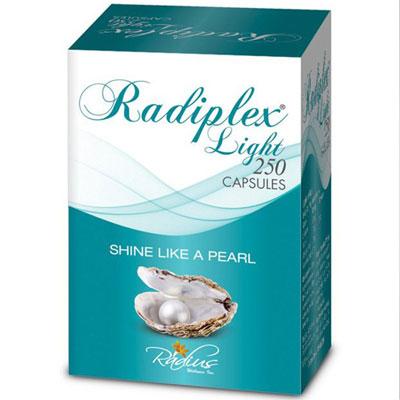 Radiplex Light 250 Capsules