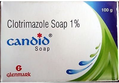 CANDID SOAP