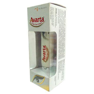 Dr Reddys Avarta Under Eye Cream 10g
