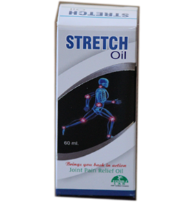 STRETCH OIL pack of 3