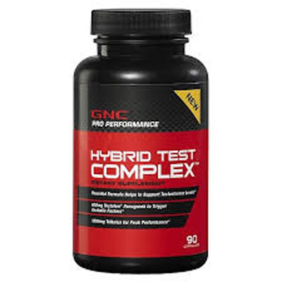 GNC performance hybrid complex capsules 90s