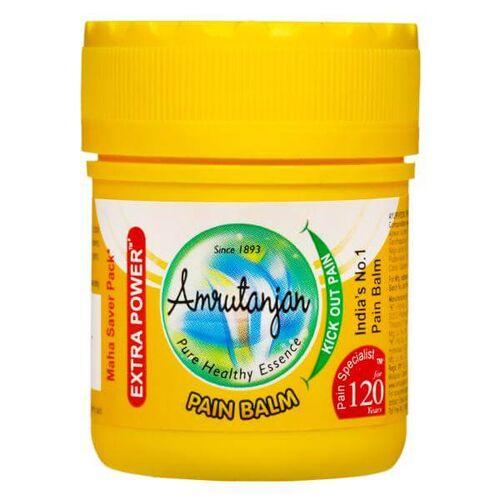 Amrutanjan Extra Power Pain Balm 8ml Pack Of 5