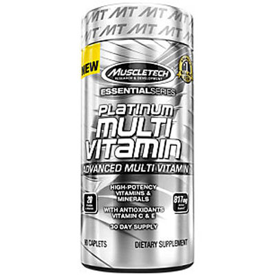 Muscletech Platinum Multi Vitamin...