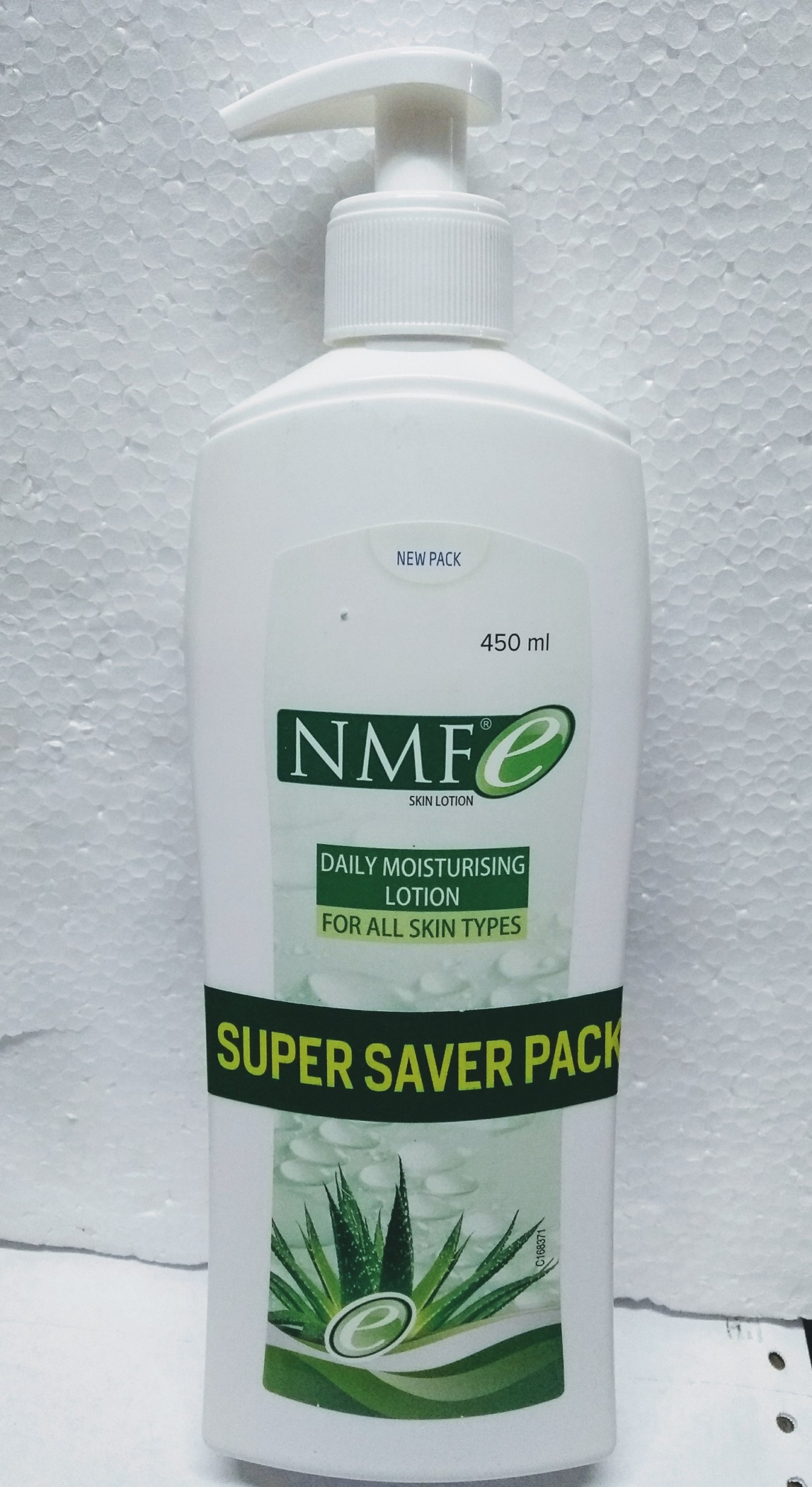 NMF e Skin Lotion 450ml super saver pack