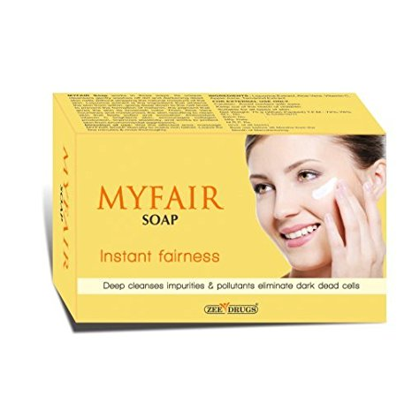 MYFAIR soap 75gm pack of 3