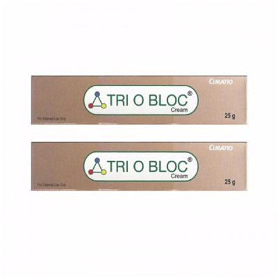 Triobloc Cream 25g pack of 2