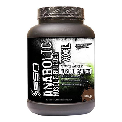 SSN Anabolic Muscle Builder Xxxl (Choclate, 5 Lbs)