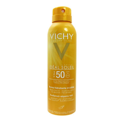 Vichy Ideal Soliel Spf 50 Hydrami...