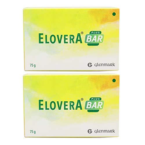 ELOVERA  PLUS BAR 75g pack of 2