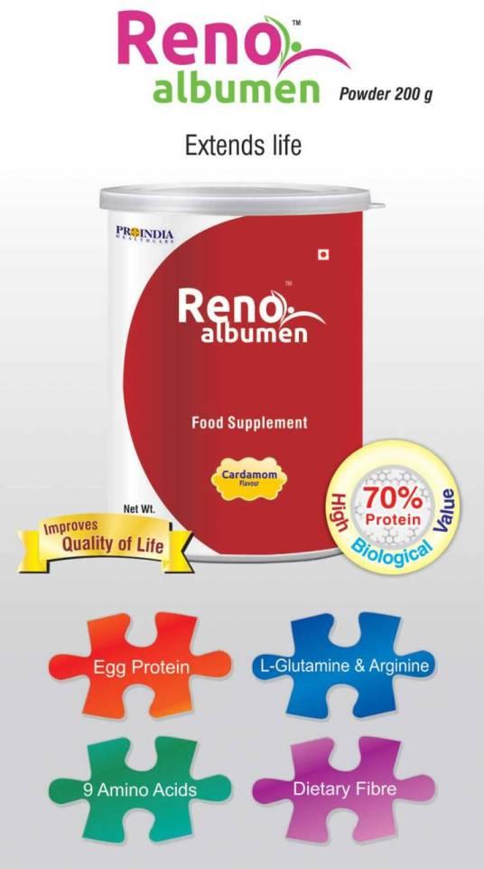 Reno Albumen Powder
