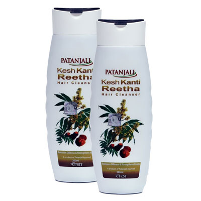 Kesh Kanti Reetha Hair Cleanser Pack Of 2