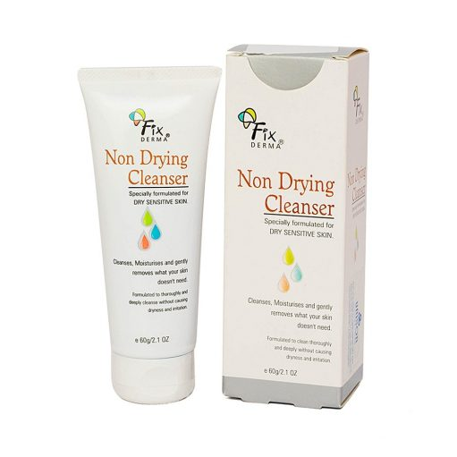 FIXDERMA NON DRYING CLEANSER – PACK OF 2